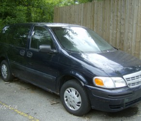 2002 Chevy Ventura Van, $2200 or B.O.