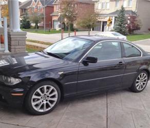 2005 BMW 325Ci – $8,495 OBO