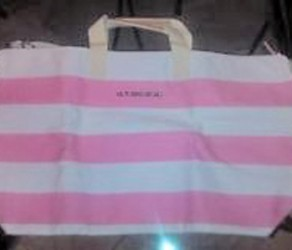 Victoria Secret Weekender Bag – $65