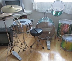 Drum Set – $350 OBO