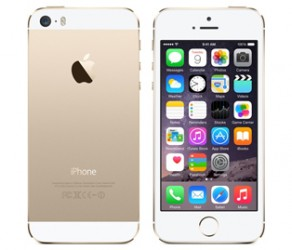 Unlocked iPhone 5S Gold – $450 OBO