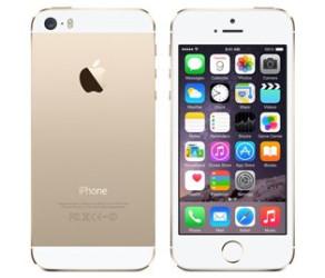 Unlocked iPhone 5S Gold – $450 OBO
