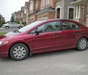 2006 Honda Civic DX – $7,850