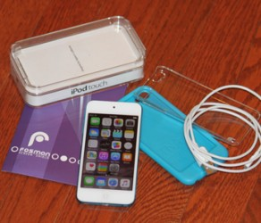 32gb Apple iPod – $225