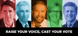 "CCU Launches ""Raise Your Voice, Cast Your Vote"" for 2015 Federal Election"