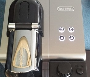Nespresso Lattissima Plus by DeLonghi – $250 OBO