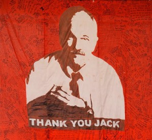 Remembering the Passing of Jack Layton