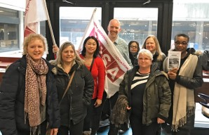 YUSA Supports Food Service Workers at York University