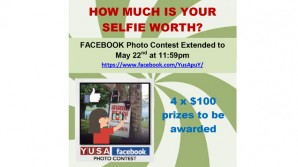 YUSAPUY Facebook Photo Contest Extended to May 22, 2017