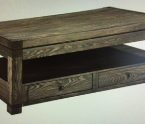 Brand New Ashley Coffee Table – $235