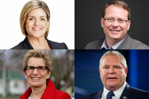 Ontario Political Parties Answer CCU Questions for June 7 Election