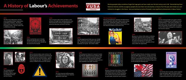 York-University-Staff-Association-YUSA-Labour-History-Poster