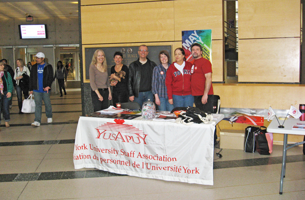 YUSA-York-University-Staff-Association-YUSA-in-2011