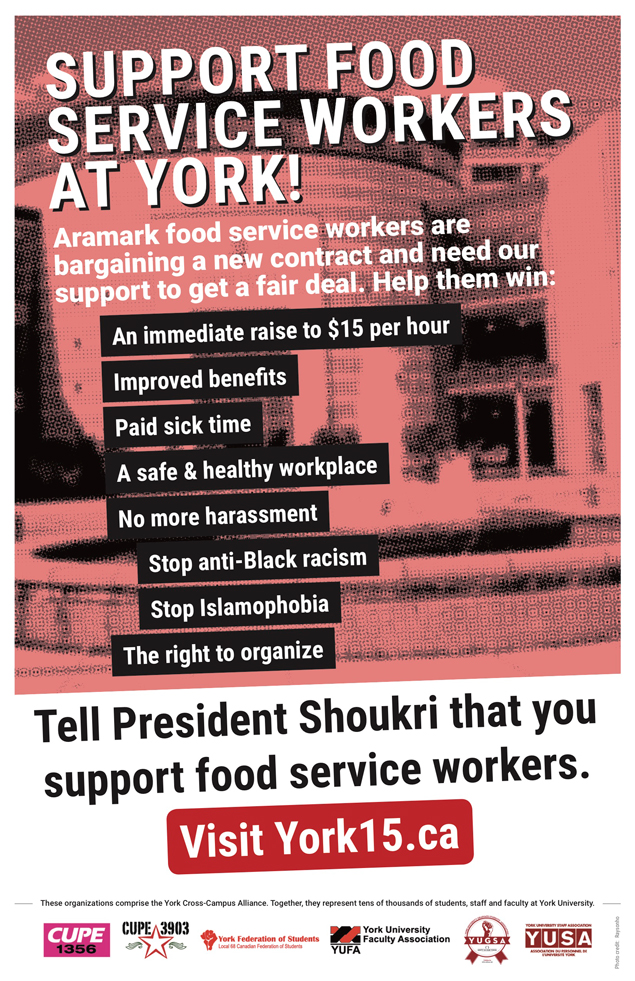 support-food-service-workers-at-york-poster