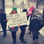 CCA to York Admin: 'It's Time to Negotiate a Fair Deal with CUPE 3903'