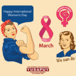 YUSAPUY Proudly Celebrates International Women's Day