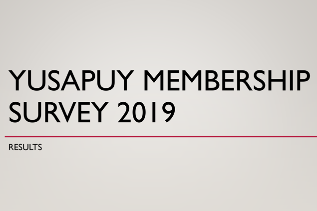 2019-YUSAPUY-Membership-Survey-Results